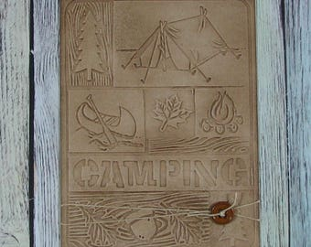 Camping All Occasion Handmade Card-CB8121712