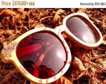 20% off SUMMER SALE Custom AAAA bamboo Takemoto handmade glasses Mjx1601    only one