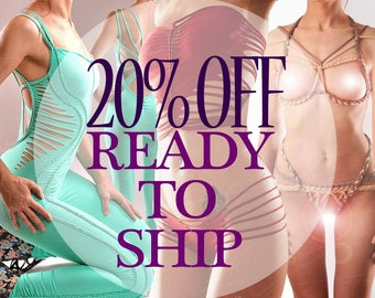 Ready to ship Lingerie and Lounge wear