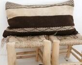 Moroccan Kilim Cushion -  SHADOUI Kilim