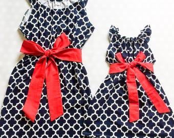 Fourth of July Dresses - 4th of July Dresses - Mommy and Me Dresses - Mommy and Me Outfits - Mother Daughter Dresses - Patriotic Dresses