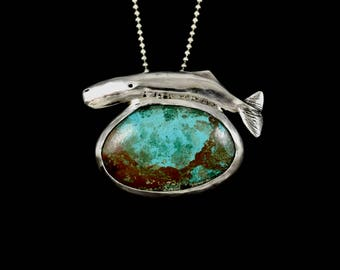 Ocean Jewelry For Women, Whale Jewelry Gift, Inspirational Jewelry, Robin Wade Jewelry, Sterling Ocean Jewelry, Whale Ryker Dives Deep, 2583