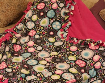 No Sew Fleece Blanket - Made to Order