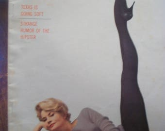 Nugget Magazine October, 1958 Volume 3 Number 3
