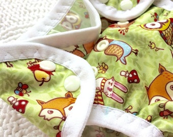 Newborn Cloth Diaper Cover