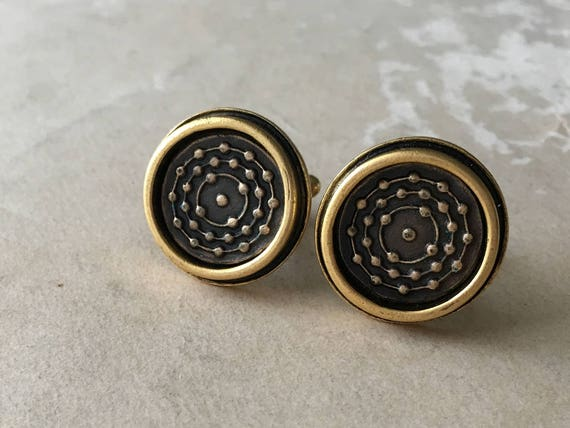 Silver Cufflinks | Gold Cuff Links | Father Gift