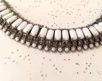 Vintage Beaded Bracelet, Vintage Jewelry, Gift for Mom