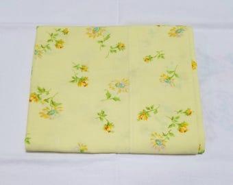 Vintage Bedding Re-Mix Pillowcase