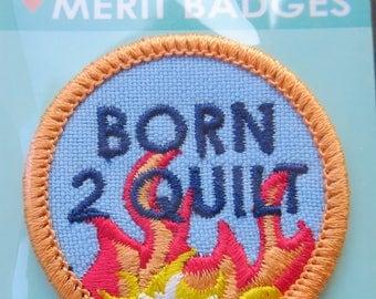 Moda Merit Badges BADGE 8 Moda