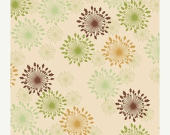 SALE 10% Off - Endless Dream Hay BOH-502 - Bohemian Soul - Art Gallery Fabrics - Patricia Bravo - By the Yard
