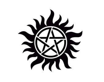 Supernatural Protection Symbol