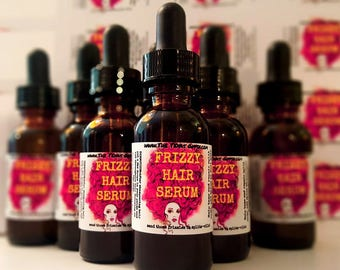 Frizzy Hair Serum Oil