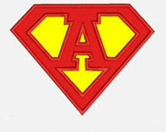 Super Alpha A-Z...Embroidery Applique Design...Three sizes for multiple hoops...Item1043...INSTANT DOWNLOAD