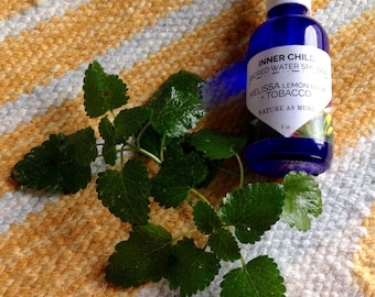 Lemon Balm Water Smudge Spray
