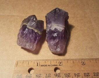 Beautiful Auralite 23 Chevron Amethyst Crystal