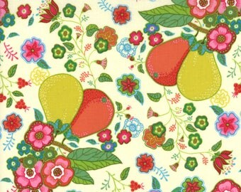 11451-11 Vanilla, Trade Winds by Lily Ashbury for Moda