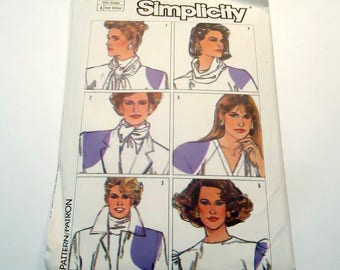 Simplicity 7021 Sewing Pattern Women's Shoulder Pads One Size