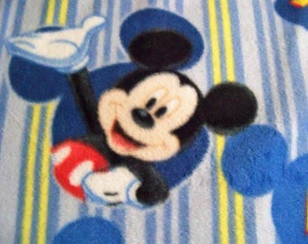 Mickey Mouse! Fleece Blanket