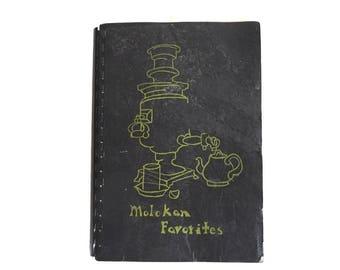 Molokan Favorites Cookbook Los Angeles California 1963/1967 UMCA Ladies Auxiliary Boyle Heights Russian Molokan Vintage Cookbook