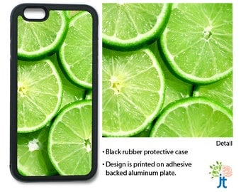 Lime Phone Case for iPhone 5/5s, iPhone 6, iPhone 7, iPhone 8