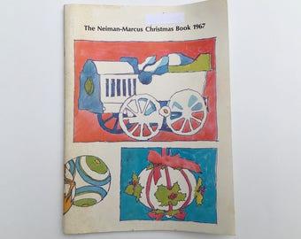 Neiman Marcus Christmas Book 1967