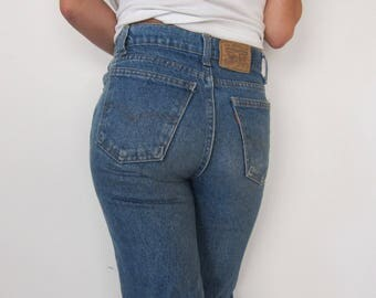 Levis vintage denim jeans 705 size 28