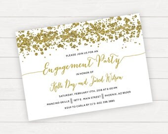 Engagement Party Invitation Engagement Party Invite Engagement Invitation Wedding Invitations Wedding Ideas Engagement Party Ideas