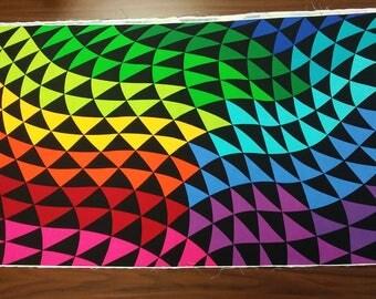 Mirage quilt panel