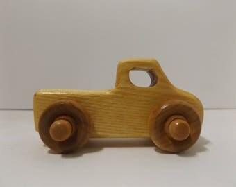 Oak Wood Truck