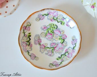 Royal Albert May Blossom Replacement Saucer, Replacement China, Saucer Only, ca. 1940