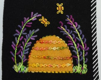 Beekeeper Needle Book Kit