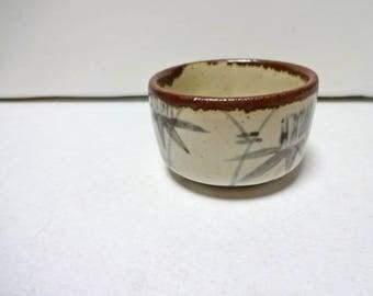60s Japanese Vintage sake cup