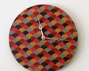 Wall Clock Sale, Art Deco Wall Clock, Decor and Housewares, Home Decor, , Home and Living, Unique Gift Idea