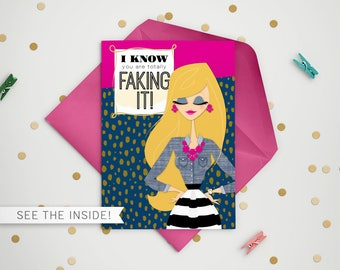 Faking It - Thank You