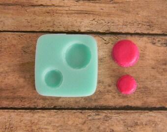 Flexible Mold - Macaron #3