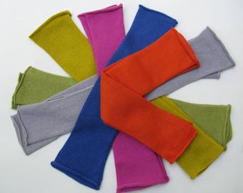 Cashmere & Silk Arm Warmers