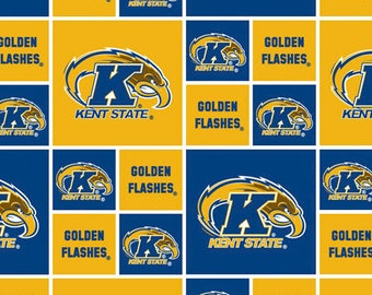 Kent State Cotton Fabric-Kent State 100% Cotton Quilting Fabric-Sold by the Yard-
