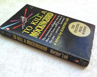 To Kill a Mockingbird Harper Lee Hardback Book Novel 1962 Edition Classic Literature Scout Atticus Finch Calpurnia Jem Civil Rights Story
