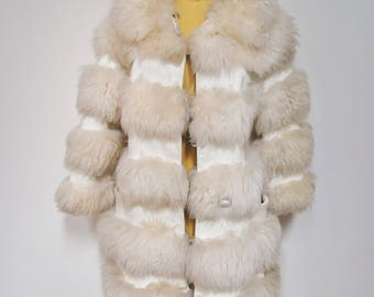 Payment #1: RESERVED // Shearling Coat