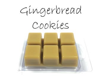 Gingerbread Cookies Scented Wax Melts