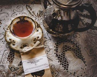 RoyalTea Victorian Tea Blend 100 Grams - Historic Hand Blended 19th Century  Loose Leaf Tea