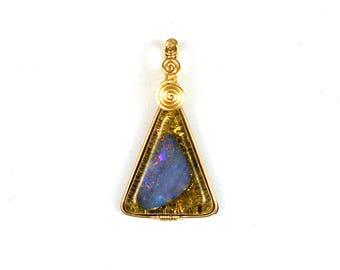 Opal - Orgone Pendant