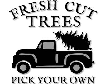 fresh cut christmas trees sacramento