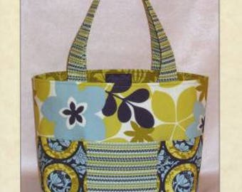 LAZY GIRL PATTERNS  Summer Tote  Towne Purse   Whimsy Bag  Newport Tote   Wonder Wallet