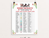 Derby De Mayo 2018 Horse Line Up, Printable Party, Tote Board, Decoration, Decor, Field, Bet Board, Horse Name, Jockey, Silk, Post Positions