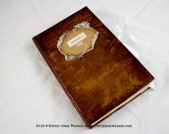 Vintage Junk Journal, Junk Journal, Writing Journal, Altered Book, Travel Journal, Vintage Journal, Memory Journal