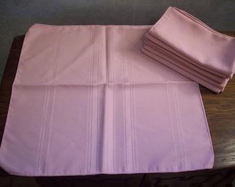 Napkins - Set of 8 - Cotton -Vintage