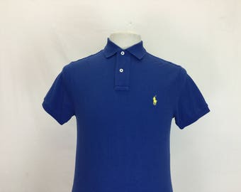 Polo by Ralph Lauren Two Button Polo Shirt