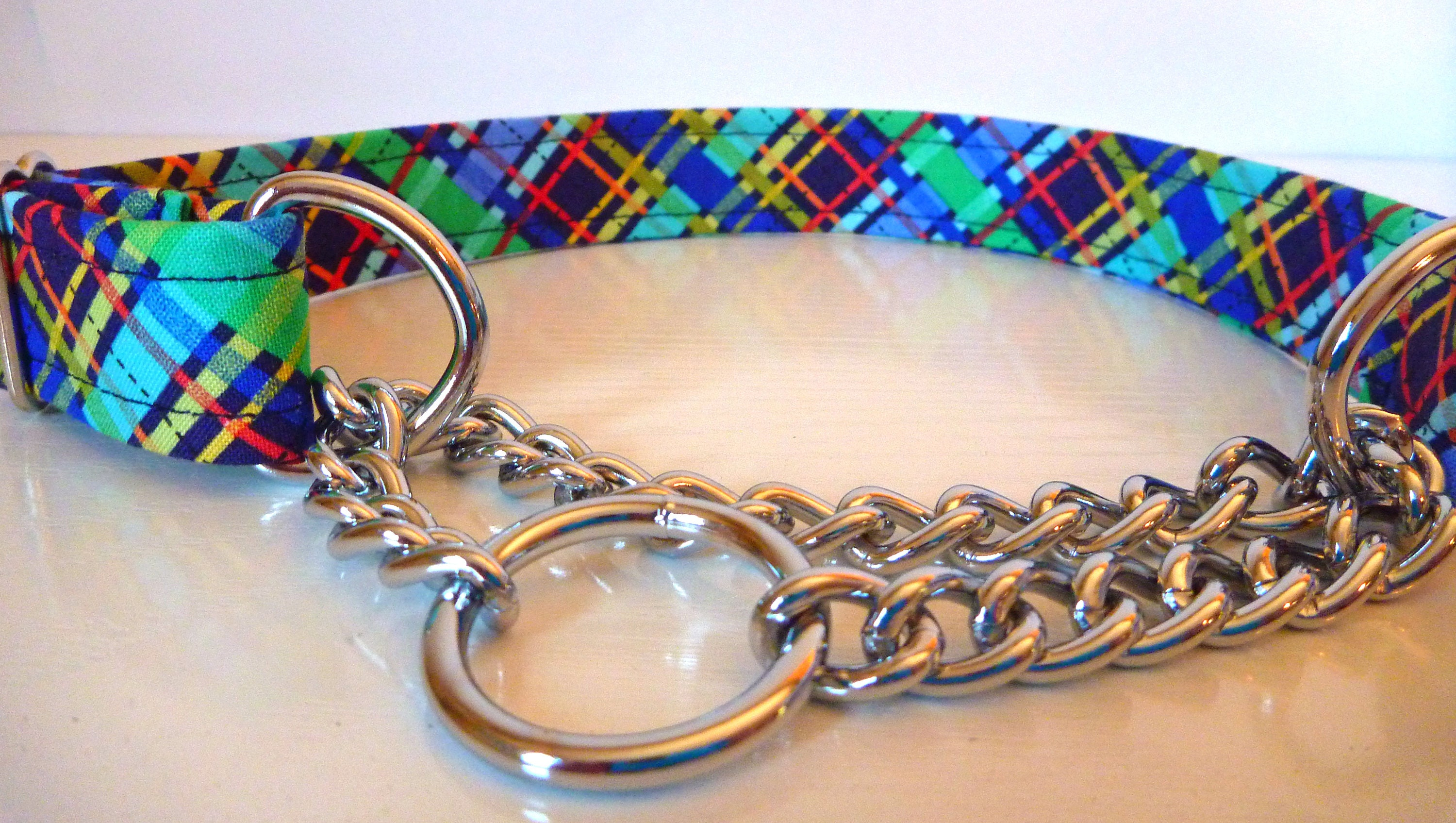 How To Make A Dog Collar With Twill Tape