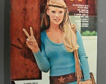 Playboy Magazine September  1970,  Vargas Girl